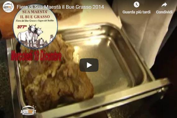Fiera di Sua Maestà il Bue Grasso 2014 spot