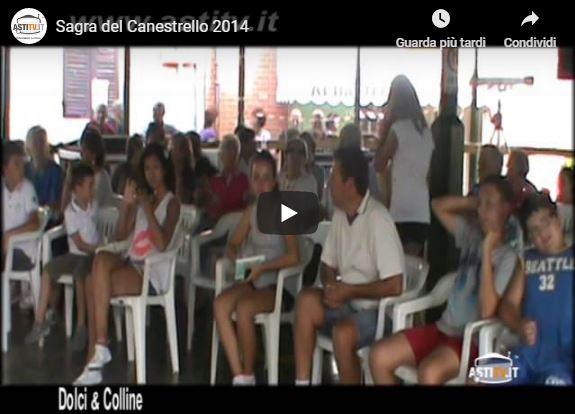 Sagra del Canestrello 2014